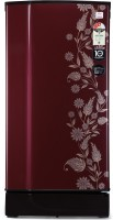 View Godrej 190 L Direct Cool Single Door 3 Star Refrigerator(Scarlet Dremin, RD 1903 PT 3.2 DRM SCR) Price Online(Godrej)