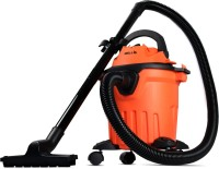 iBELL 1212WB 1000Watts 12 Litre Vacuum Cleaner with Washable HEPA Filter Wet & Dry Vacuum Cleaner(Orange)