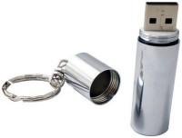 KBR PRODUCT FANCY BETTERY KEY CHAIN 16 Pen Drive(Silver)