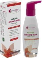 everteen Yogurt Natural Intimate Wash for Feminine Intimate Hygiene in Teens – 1 Pack (105ml) Intimate Wash(105 ml, Pack of 1)