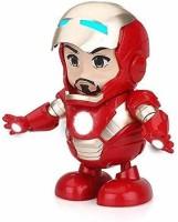AVP Iron Man Avengers Toy Figure Action Figure Sound Light Music Dancing Toy