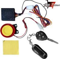 Pious Two-way Bike Alarm Kit(Siren 125 dB)