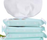 XIMI VOGUE Refreshing Tender Skin Baby Wet Wipes (Pack of 10)