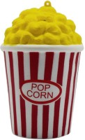 Soft Popcorn Cup Squishy Slow Rising Kids Adults Squeeze Toys Stress Reliever