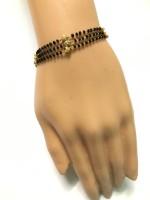 M4U Fashion Alloy Gold-plated Bracelet