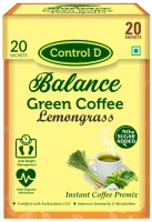 Balance Gourmet LemonGrass Green Coffee Premixed with Stevia Instant Coffee(20 g, Green Coffee Flavoured)