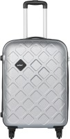 Safari Mosaic Cabin Luggage - 22 inch(Silver)