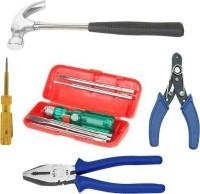 JetFire Multi Hand Tool Kit 10 Pc. - Combination Side Cutting Plier 8