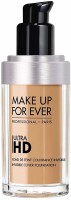 Make Up For Ever Ultra HD Invisible Cover Foundation, R370 Medium Beige, 1.01 Ounce -- r370 - medium beige Foundation(Beige, 30 ml)