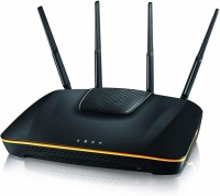 ZyXEL NBG6816 Dual-Band Wireless AC2350 Gigabit Router 300 Mbps Router(Black, Dual Band)