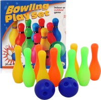 Ekta Bowling Play Set Indoor Sports Games Board Game
