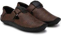 URBAN CHOICE Men Brown Sandals
