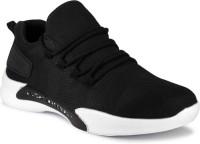 Walking Shoes/Gym Shoes/Sports Shoes/Cricket Shoes/Training Shoes/ Running Shoes Running Shoes For Men(Black)