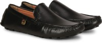 Kraasa Mocassin, Casuals, Party Wear Loafers For Men(Black)