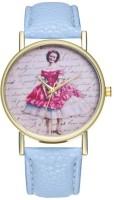 Vintage Leather Ladies Watch Fashion Wedding Birthday Gift Creative Watch