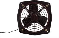 Khaitan Fresh Air Fan 230mm 230 mm 3 Blade Exhaust Fan(Brown, Pack of 1)