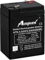 amptek BATTERY 6VOLT 4.5 AH AGM Solar Battery(6 V)