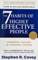 The 7 Habits Of Highly Effective People Paperback English Generic(Paperback, R. Covey Stephen)