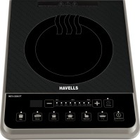 HAVELLS INSTA COOK PT Induction Cooktop(Grey, Push Button)
