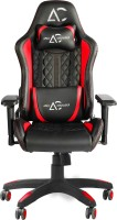 SAVYA HOME gaming chair Leatherette Office Executive Chair(Black)