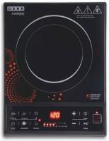 Usha 3616 Induction Cooktop(Black, Push Button)