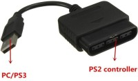 For Sony For PlayStation 2 For PS2Joypad GamePad to For PS3 PC USB Games Controller Adapter Converter without Driver