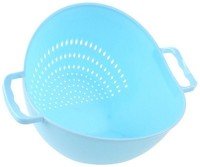 Rice Washer Strainer Kitchen Tools Fruits Vegetable Cleaning Container Basket