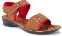 Bersache Sandals & Floaters Slip-On, Rexine For Women (1271)