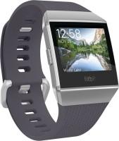 FITBIT Ionic Smartwatch(Grey Strap, Regular)