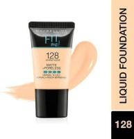 Maybelline New York Fit Me Matte+Poreless Liquid Tube Foundation Warm Nude-128  18 ml