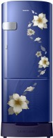 Samsung 192 L Direct Cool Single Door 3 Star 2020 BEE Rating Refrigerator(Star Flower Blue, RR20T1Z2YU2/HL) (Samsung)  Buy Online