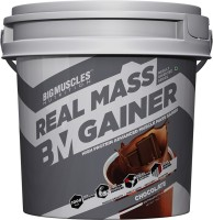 Bigmuscles Nutrition Real Mass Gainer (5KG)