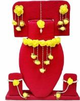 Global Ecom Paper Jewel Set(Yellow)