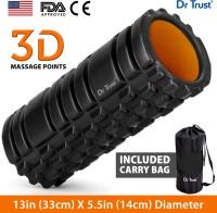 Dr. Trust Grid Foam Roller(Length 33 cm)