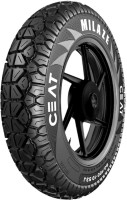 CEAT 90/100-10 53j 43,4X9X43.4 Front & Rear Tyre(Dual Sport, Tube Less)