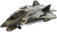 SANJARY RADIO-CONTROLLED CHARGEBLE MILITARY AIRCRAFT TOY 4 CHANNELS (LIGHTS AND SOUND)(Multicolor)