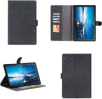 Gizmofreaks Flip Cover for Lenovo Tab M10 TB-X505X / TB-X505F / TB-X505L 10.1(Black, Cases with Holder)