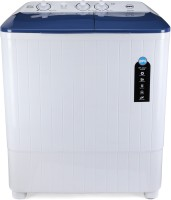 BPL 6.2 kg Semi Automatic Top Load White, Blue(W62S24B)
