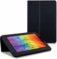 TGK Premium Leather Ultra Compact Slim Folding Stand Cover Case for iBall Slide Wondro 10 Tablet