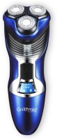 GROOMIIST GS-05  Shaver For Men(Blue, Black, STEEL)