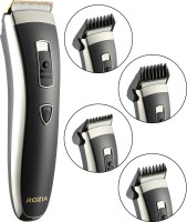 Rozia HQ235 Hair Trimmer for Men Rechargeable Hair Clippers Close Shaver hair trimmer for saloon  Runtime: 120 min Trimmer for Men(Black)