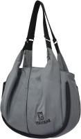 Pesogear Women Grey Shoulder Bag