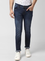 Peter England University Skinny Men Blue Jeans