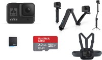 GoPro Hero8 Black Special Bundle Sports and Action Camera(Black, 12 MP)