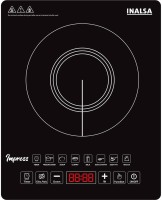 Inalsa Impress Induction Cooktop(Black, Touch Panel)