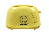 EUROLINE EL-820 700 W Pop Up Toaster(Yellow)