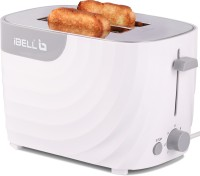 iBELL TOASTWG70 230 W Pop Up Toaster(White)
