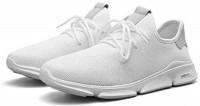 Edoeviv Sports Running shoes Running Shoes For Men (White) Walking Shoes For Men (White) Sneakers For Men(White)