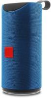 Techobucks Super Bass Dj Sound Best Wireless Speaker Premium Sound Quality Playing with Mobile/Tablet/Laptop 10 W Bluetooth Speaker(Blue, Stereo Channel)