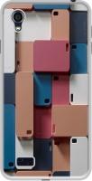 Casotec Mobile Cover Design Printed Silicon Soft TPU Back Case Cover for Vivo Y11
